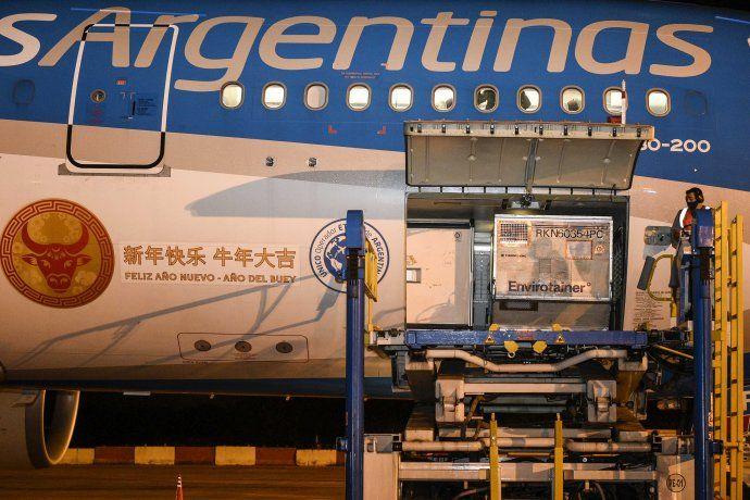 Coronavirus: Argentina llegará a las 10 millones de vacunas