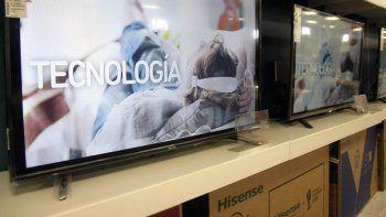 banco nacion lanza financiacion para comprar tv y audio en 24 cuotas sin interes