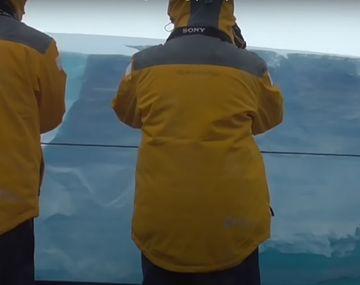 El iceberg más grande del mundo está por chocar con Georgia del Sur