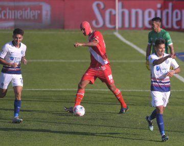 San Lorenzo empató con Argentinos Juniors