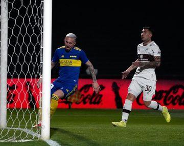 Boca le ganó a Platense en la Liga Profesional de Fútbol