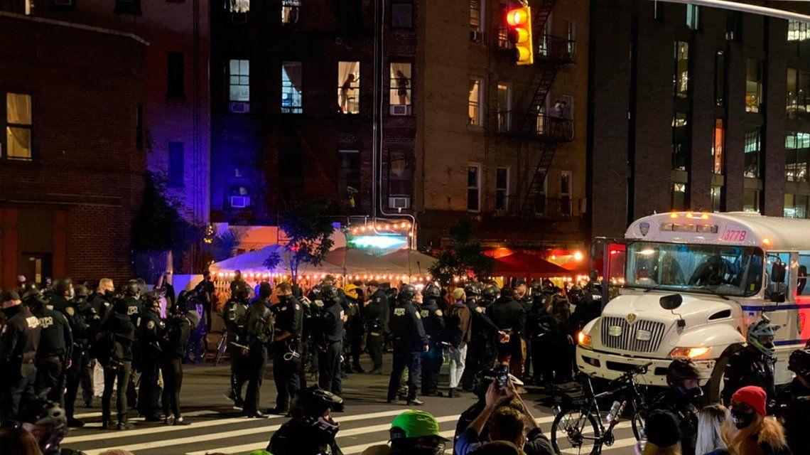 nueva-york-manifestantes-policias