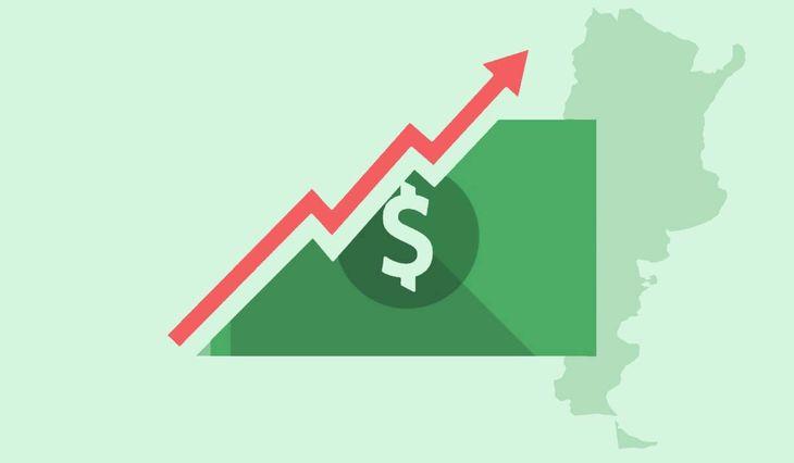 Los precios mayoristas subieron el 3,9% en marzo