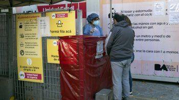 coronavirus en argentina: 22.552 casos y 611 muertos en las ultimas 24 horas