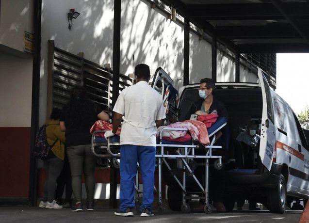 Récord: 537 muertos en 24 horas por coronavirus en Argentina