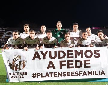 Ayudemos a Fede: el gesto solidario de Platense que se hizo viral en las redes sociales
