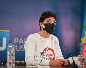 Mayra Mendoza: Nunca más al neoliberalismo