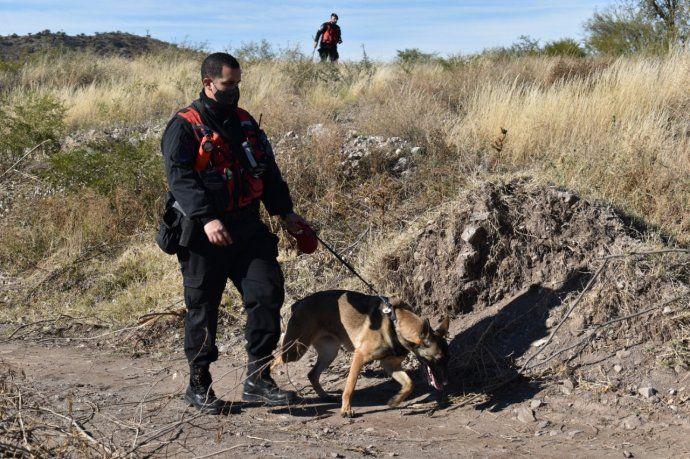 Gendarmería y Prefectura se suman a la búsqueda de Guadalupe Lucero