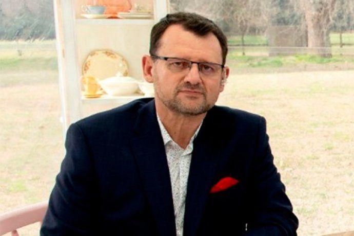 Christophe Krywonis, por su rol como jurado en Bake Off: Recibí amenazas de muerte