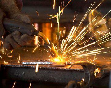 La actividad industrial creció 32