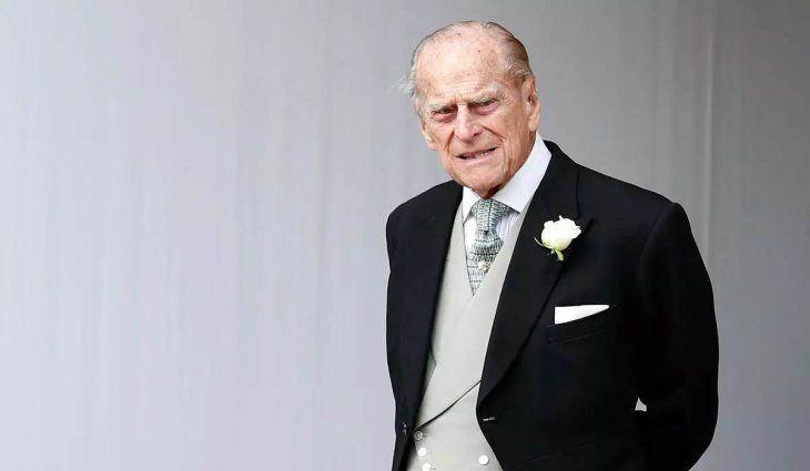 Reino Unido: a los 99 años murió el príncipe Felipe