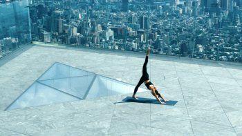 abren el mirador mas alto de nueva york para clases de yoga
