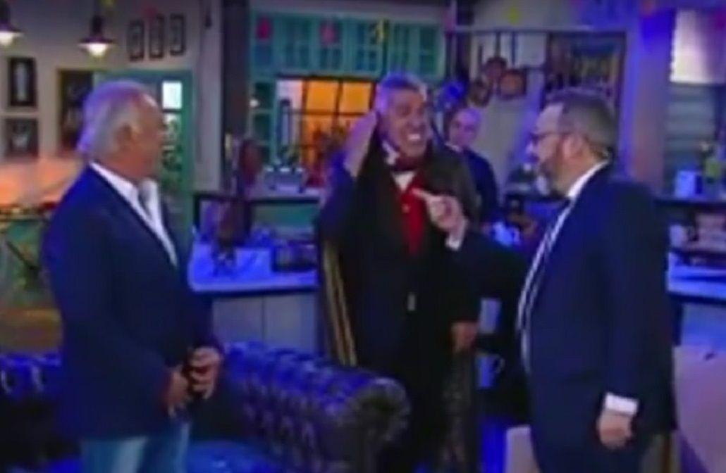 Chicanas entre Dady y Del Sel en la vuelta de Midachi