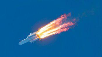 cayo el cohete chino