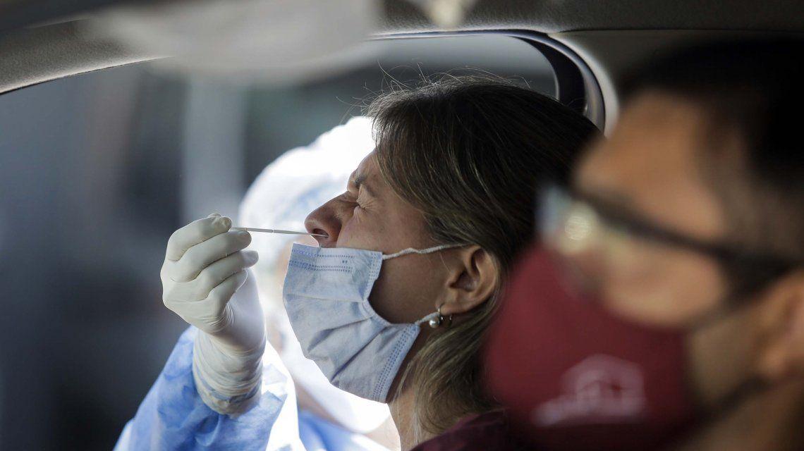 Coronavirus en Argentina: hubo 174 muertes en 24 horas