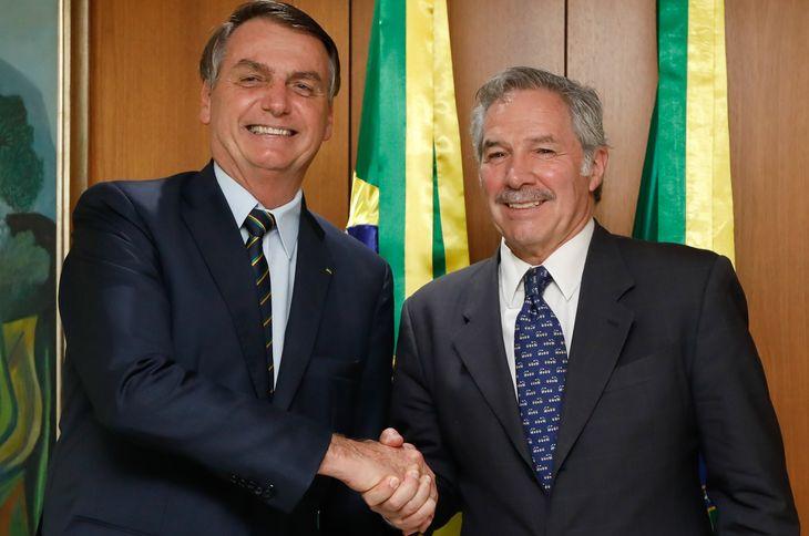 Es el presidente de Brasil y le deseamos que se recupere lo más rápido posible, sostuvo Felipe Solá