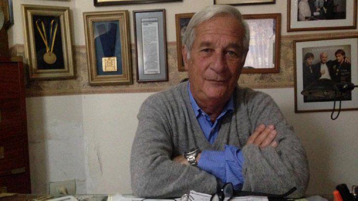 Murió Hugo Barros Schelotto, el padre de los mellizos