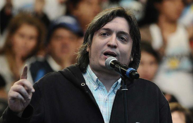 Las 12 frases más destacadas de Máximo Kirchner sobre el traspaso