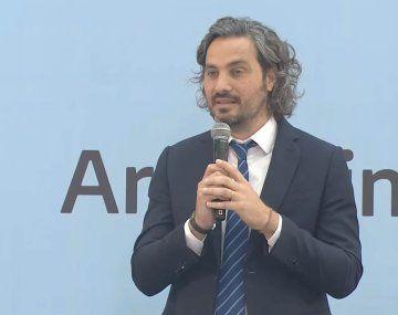 Santiago Cafiero destacó el compromiso del Gobierno para erradicar el trabajo infantil