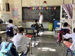 aportan a la justicia chats de un colegio en donde alertan sobre numerosos casos de covid-19