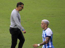 Pizzi denunció una campaña en su contra: la comenzó su equipo