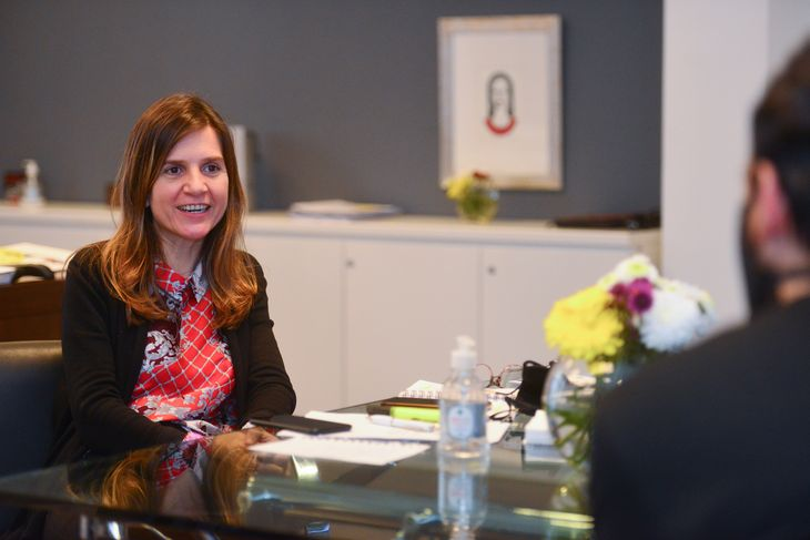 Fernanda Raverta no descarta el IFE 4 y analiza que la Anses tenga su banco social: El Estado va a seguir estando presente