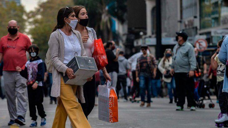 El 89% de casos de coronavirus en Uruguay corresponde a la variante de Manaos