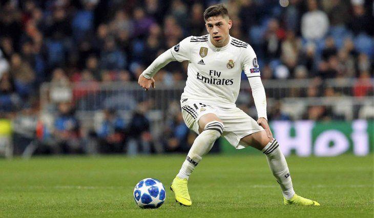 Problemas para Real Madrid: Fede Valverde, positivo por coronavirus