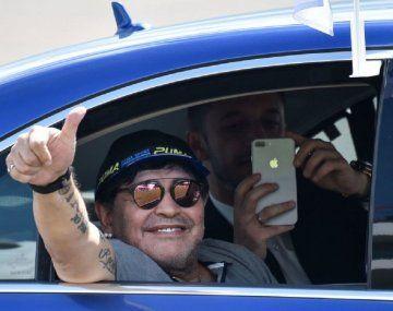 A Maradona también le dijo un arquero yo te conozco en un penal: qué pasó ese día
