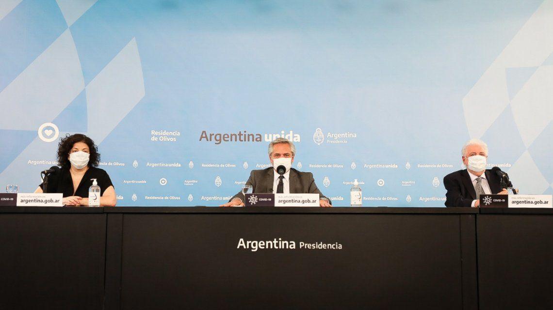 Alberto Fernández: Tenemos que prepararnos para la epopeya de vacunar a los argentinos y terminar con este virus