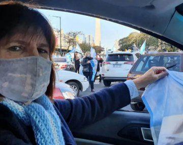 Fuerte repudio a Patricia Bullrich por su propuesta de entregar las Islas Malvinas