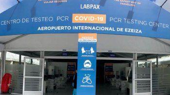 stamboulian servicios de salud estara a cargo de los hisopados en ezeiza