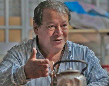 Internaron a Héctor Toty Flores por una neumonía bilateral a causa del coronavirus