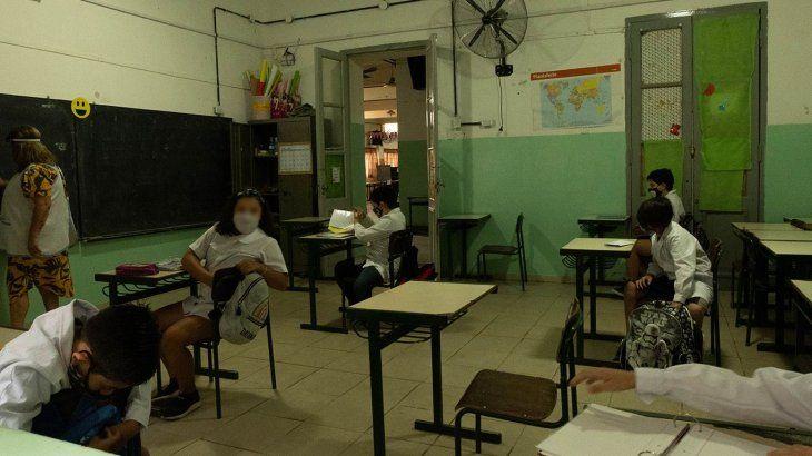 A partir del lunes próximo, toda la provincia de Buenos Aires vuelve a clases presenciales