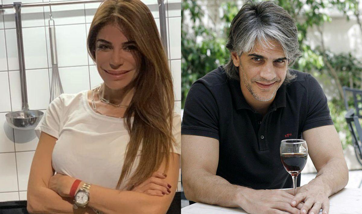 La grieta entre Zulemita Menem y Pablo Echarri en Twitter