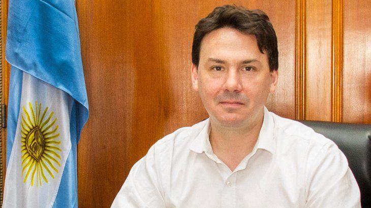 El Gobierno le pidió la renuncia al subsecretario de Energía Eléctrica Federico Basualdo