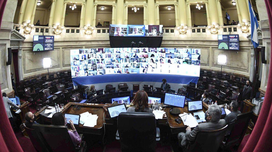 El Senado comienza a debatir en comisión el Impuesto a las Grandes Fortunas