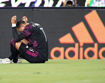 Funes Mori debutó con un gol en el triunfo de México sobre Nigeria