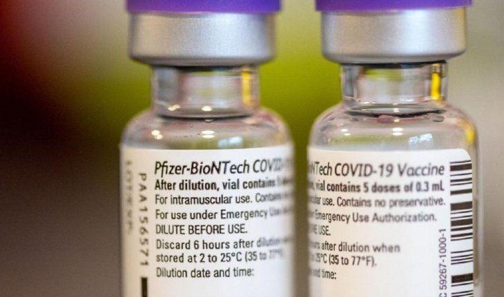 Pfizer y BioNTech confirmaron acuerdo para proveer vacunas